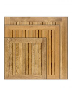 Tk-tp Teak Tops – Square