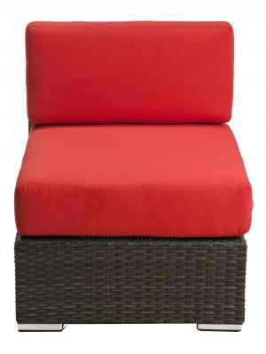 Crystal Beach Side Chair With CushionS