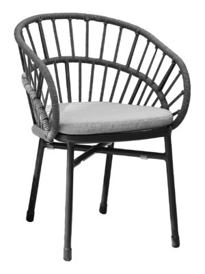 Nest Dining Chair Gray