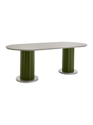Lotus Dining Table Double